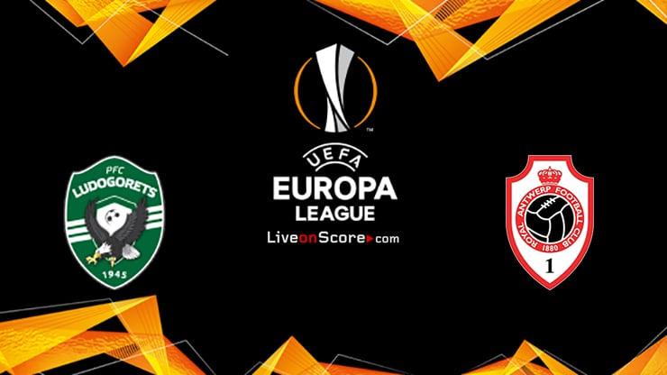 Ludogorets vs Antwerp Preview and Prediction Live stream UEFA Europa League 2020/2021