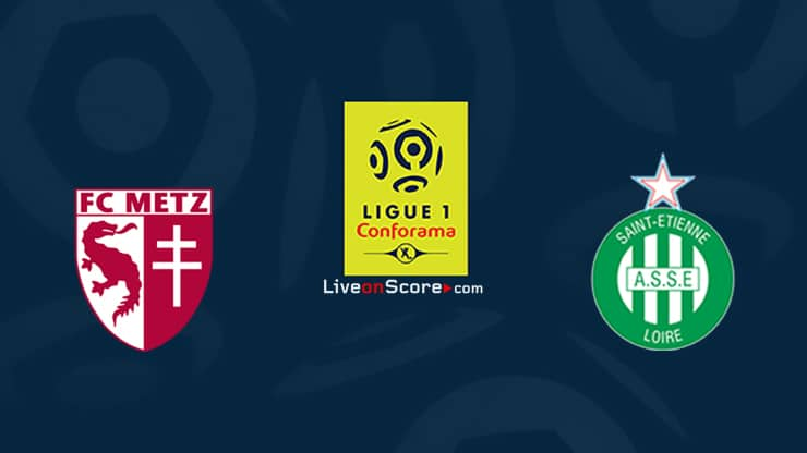 Metz vs St Etienne Preview and Prediction Live stream Ligue 1 2020/21