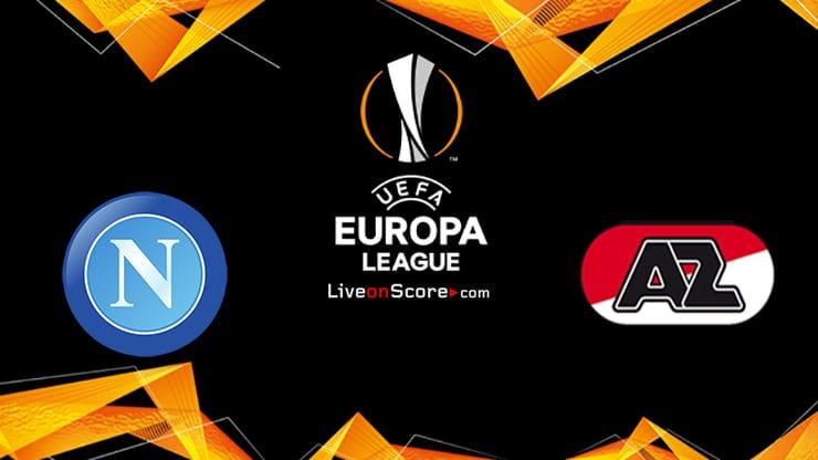 Napoli vs AZ Alkmaar Preview and Prediction Live stream UEFA Europa League 2020/2021