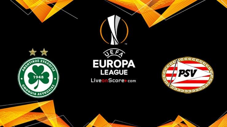 Omonia vs PSV Preview and Prediction Live stream UEFA Europa League 2020/2021