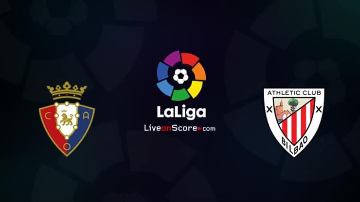 Osasuna vs Ath Bilbao Preview and Prediction Live stream LaLiga Santander 2020/21
