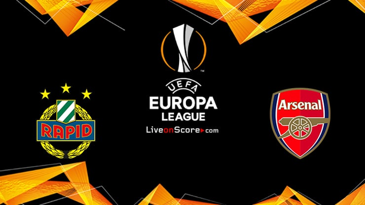 Rapid Vienna vs Arsenal Preview and Prediction Live stream UEFA Europa League 2020/2021