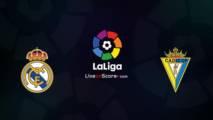 Real Madrid vs Cadiz CF Preview and Prediction Live stream LaLiga Santander 2020/21