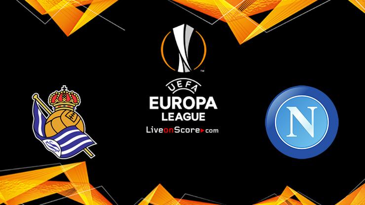 Previa y predicción Real Sociedad vs Napoli Transmision en vivo UEFA Europa League 2020/2021