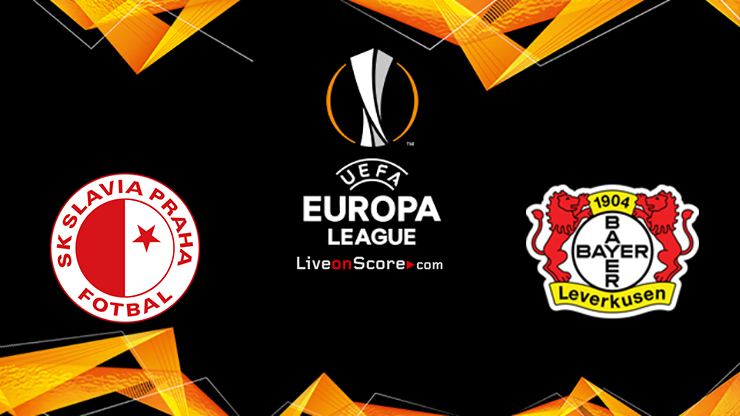 Slavia Praga vs Bayer Leverkusen Predicción y predicción Transmision en vivo UEFA Europa League 2020/2021