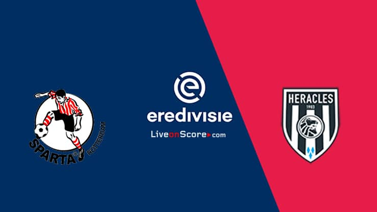 Sparta Rotterdam vs Heracles Preview and Prediction Live stream – Eredivisie 2020/21