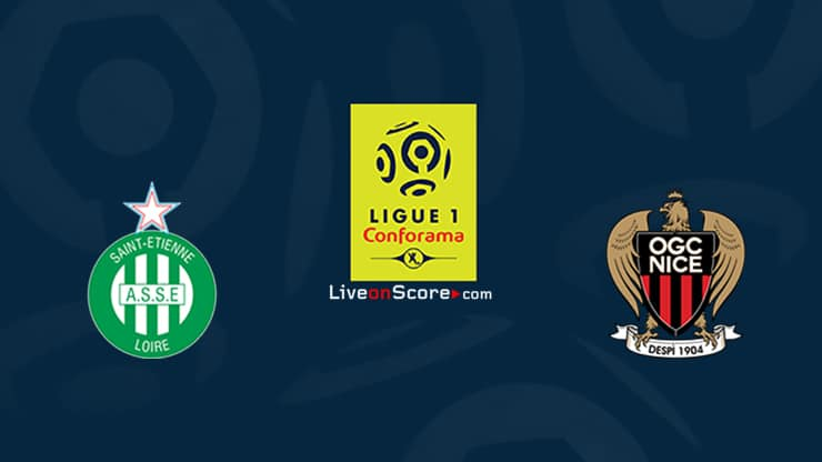 St Etienne vs Nice Preview and Prediction Live stream Ligue 1 2020/21