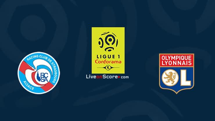 Strasbourg vs Lyon Preview and Prediction Live stream Ligue 1 2020/21