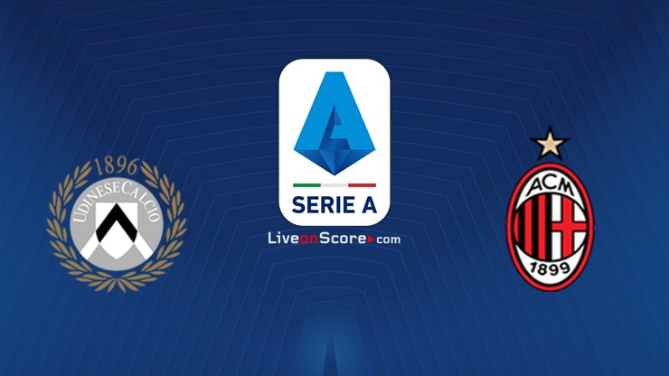 Udinese Vs Ac Milan Preview And Prediction Live Stream Serie Tim A 2020 21