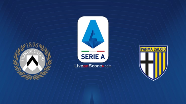 Udinese vs Parma Preview and Prediction Live stream Serie Tim A 2020/21