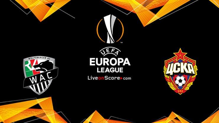 Wolfsberger AC vs CSKA Moscow Preview and Prediction Live stream UEFA Europa League 2020/2021