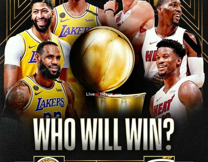 Miami Heat vs Los Angeles Lakers Preview and Prediction Live stream NBA Final 2020