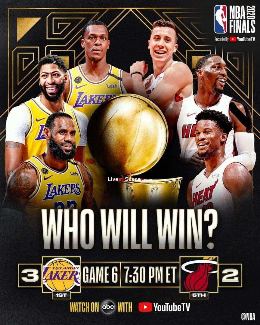 Miami Heat vs Los Angeles Lakers Preview and Prediction Live