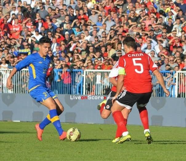 Kosovo Vs Albanien