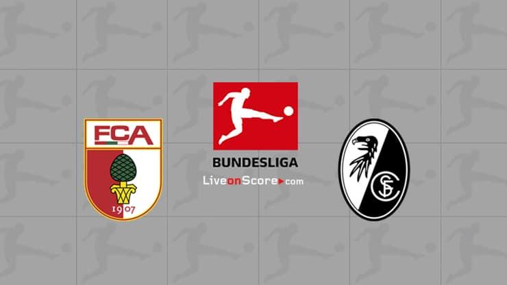 Augsburg vs Freiburg Previa, Predicciones y Pronostico Transmision en vivo Bundesliga 2020-21