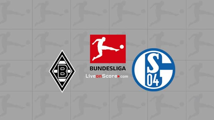 B. Monchengladbach vs Schalke Preview and Prediction Live stream Bundesliga 2020-21