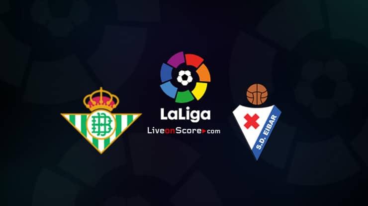 Betis vs Eibar Preview and Prediction Live stream LaLiga Santander 2020-21