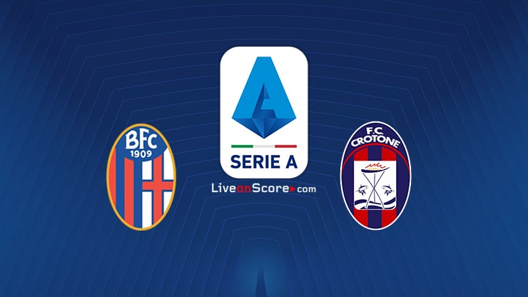 Bologna vs Crotone Preview and Prediction Live stream Premier League 2020-21
