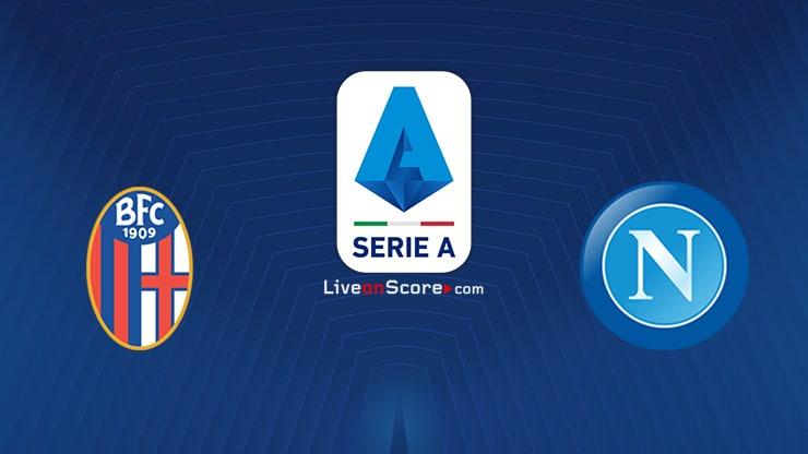 Bologna vs Napoli Preview and Prediction Live stream Serie Tim A 2020/21