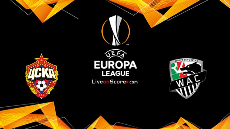 Cska Moscow Vs Wolfsberger Ac Preview And Prediction Live Stream Uefa Europa League 2020 21