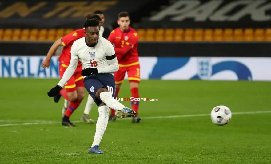 HUDSON-ODOI REFLECTS ON A POSITIVE WEEK WITH ENGLAND
