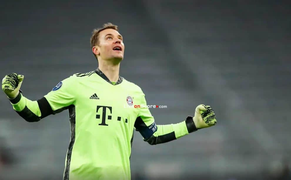 Neuer: We had to up the ante in the second half