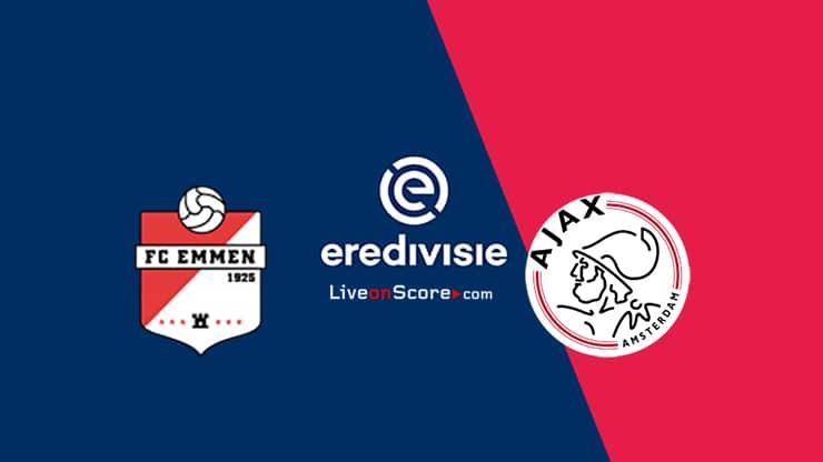FC Emmen vs Ajax Preview and Prediction Live stream LaLiga Santander 2020-21