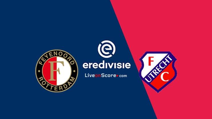 Feyenoord vs Utrecht Preview and Prediction Live stream LaLiga Santander 2020-21