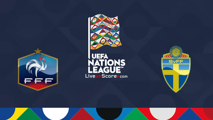 France vs Sweden Preview and Prediction Live Stream Uefa Nations League 2020