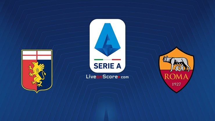 Genoa vs AS Roma Preview and Prediction Live stream Serie Tim A 2020/21