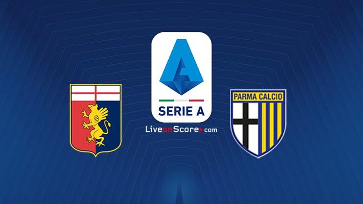 Genoa vs Parma Preview and Prediction Live stream Premier League 2020-21