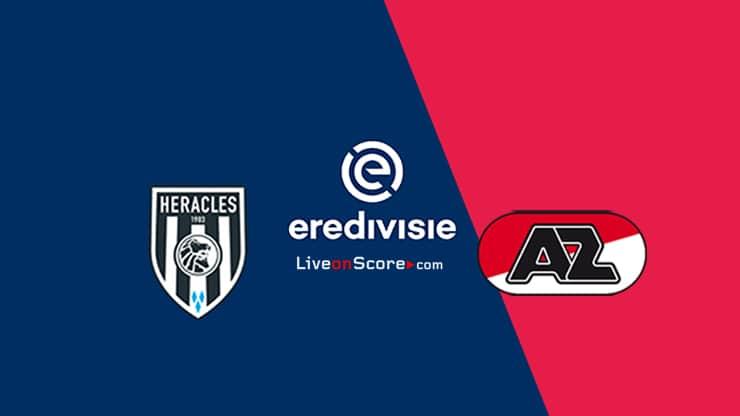 Heracles vs AZ Alkmaar Preview and Prediction Live stream LaLiga Santander 2020-21