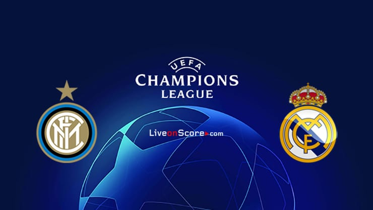 Inter vs Real Madrid Preview and Prediction Live stream UEFA Champions League 2020/2021