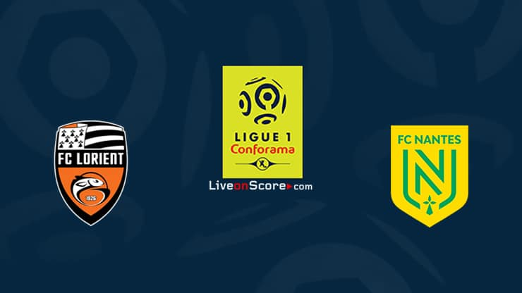Lorient vs Nantes Preview and Prediction Live stream Ligue 1 2020/21