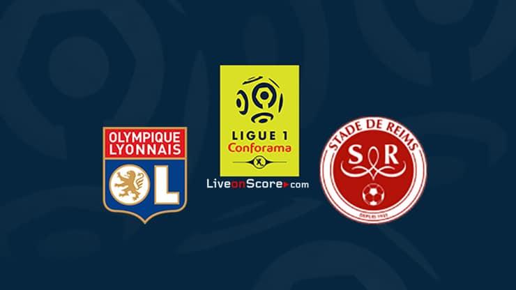 Lyon vs Reims Preview and Prediction Live stream Ligue 1 2020-21