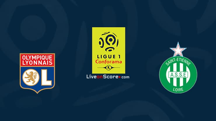 Lyon vs St Etienne Preview and Prediction Live stream Ligue 1 2020/21