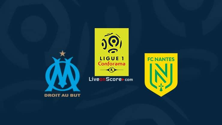 Marseille vs Nantes Preview and Prediction Live stream Ligue 1 2020-21