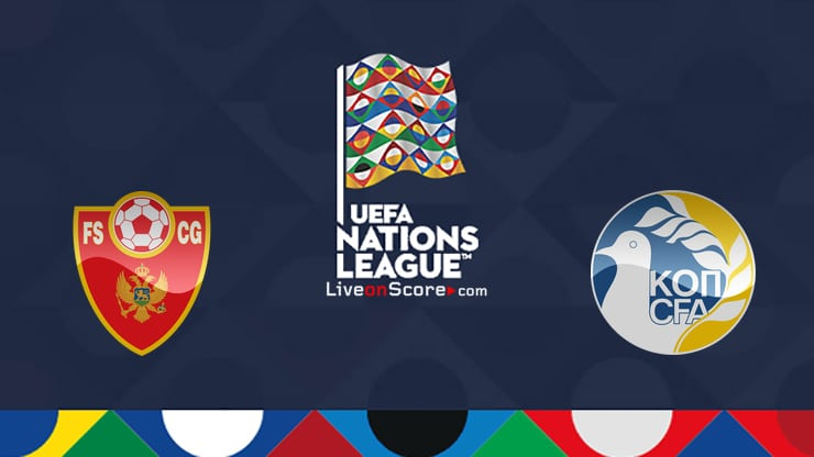 Montenegro vs Cyprus Preview and Prediction Live Stream Uefa Nations League 2020