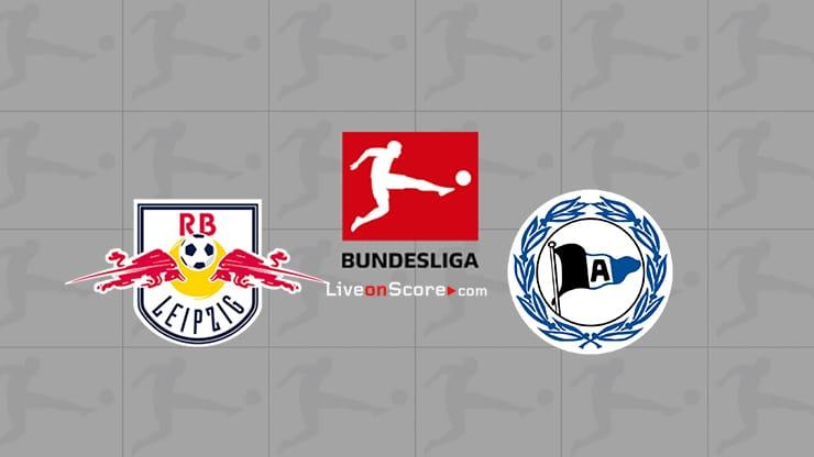 RB Leipzig vs Arminia Bielefeld Previa y predicción Transmision en vivo Bundesliga 2020-21