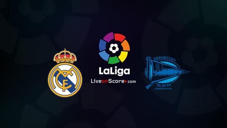 Previa y Predicción Real Madrid vs Alavés Transmision en vivo LaLiga Santander 2020-21