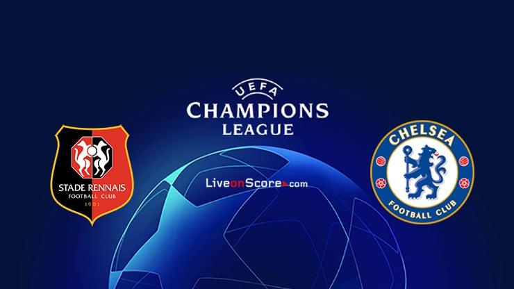 Rennes vs Chelsea Previa y predicción Transmision en vivo UEFA Champions League 2020/2021
