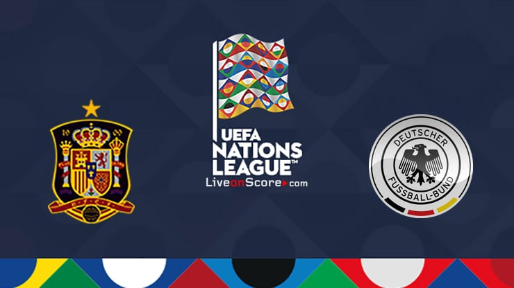 Spain vs Germany Preview and Prediction Live Stream Uefa Nations League 2020