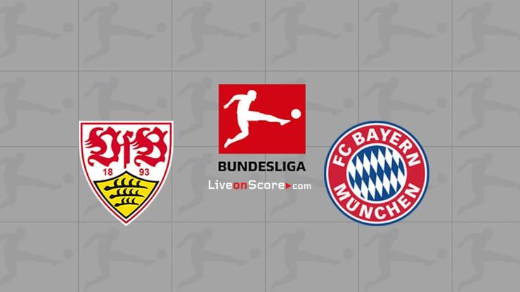 Previa y predicción Stuttgart vs Bayern Munich Transmision en vivo Bundesliga 2020-21