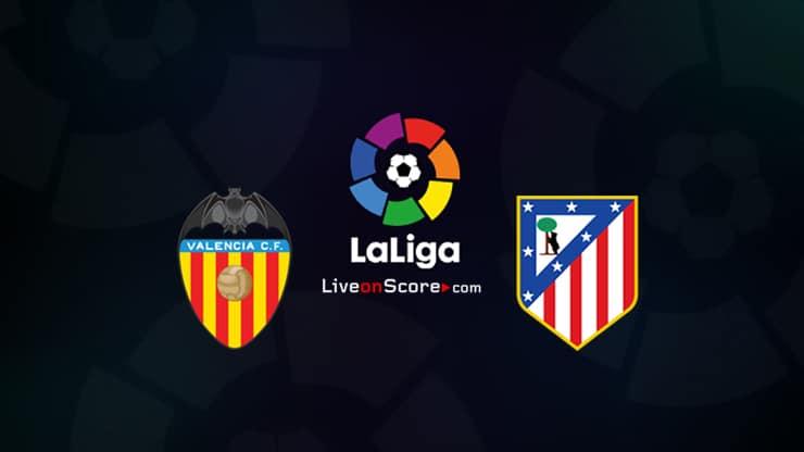 Valencia vs Atl. Madrid Preview and Prediction Live stream LaLiga Santander 2020-21