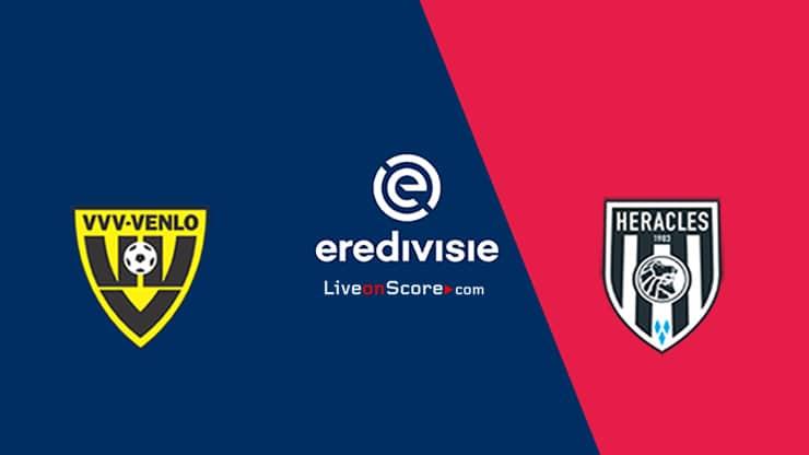 Venlo vs Heracles Preview and Prediction Live stream – Eredivisie 2020/21