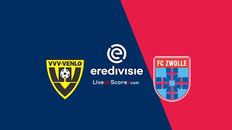 Venlo vs Zwolle Predicción y predicción Transmision en vivo LaLiga Santander 2020-21