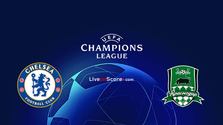 Chelsea vs Krasnodar Preview and Prediction Live stream UEFA Champions League 2020-2021