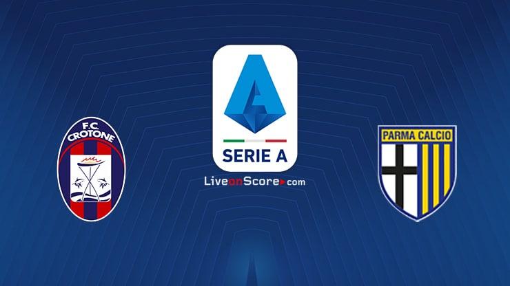 Crotone vs Parma Preview and Prediction Live stream Serie Tim A 2020/21