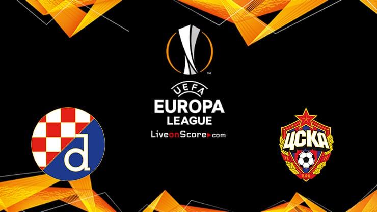 D Zagreb Vs Cska Moscow Preview And Prediction Live Stream Uefa Europa League 2020 21
