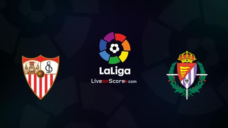 Sevilla vs Valladolid Preview and Prediction Live stream LaLiga Santander 2020/21